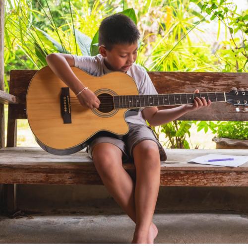 Guitar - Intermediate Classes