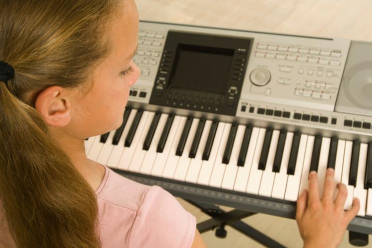Keyboard- Beginner's Classes