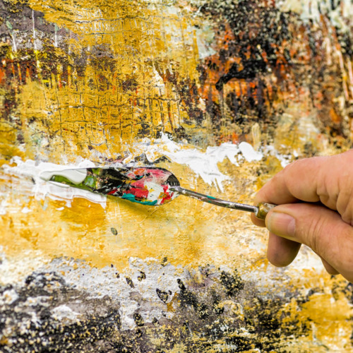 Knife Painting Classes