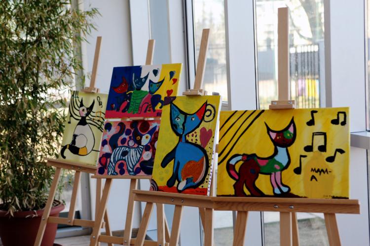 Kodambakkam - Art Classes