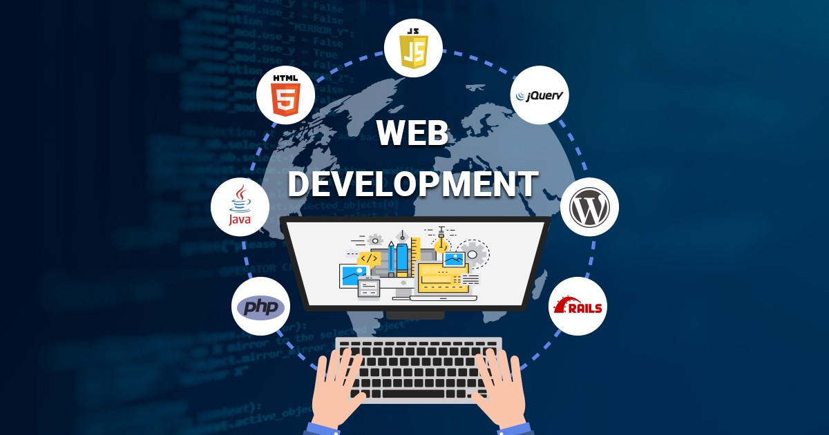 Web Development With HTML, CSS, JS