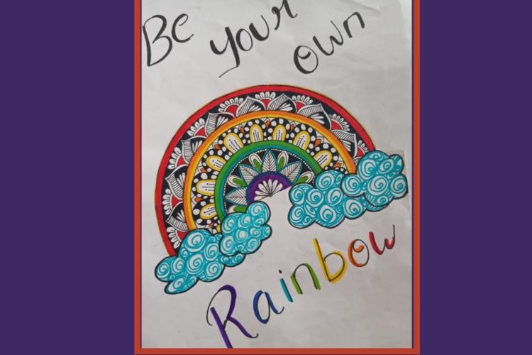 Mandala Workshop - Be Your Own Rainbow!