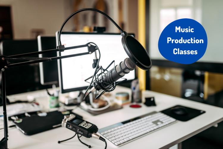 Music Production Classes
