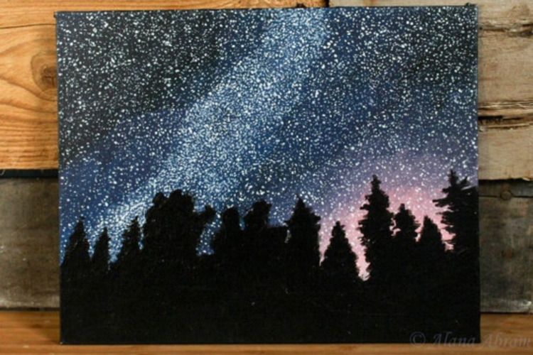 Silhouette Painting Classes